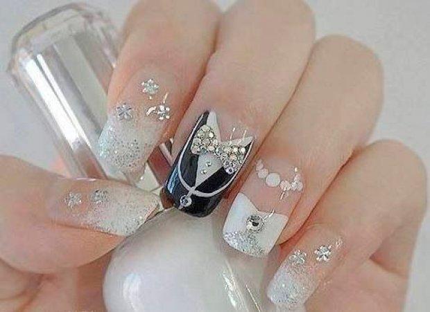 дизайн ногтей свадебный фото новинки