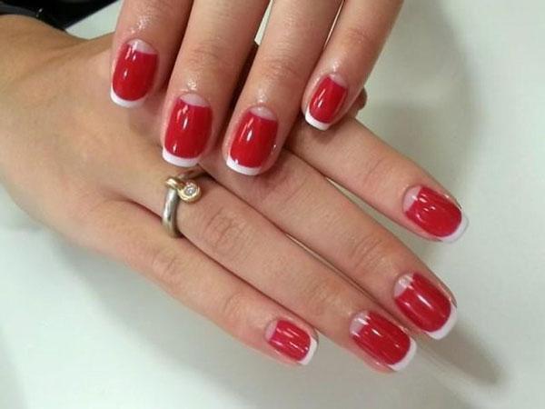 интересный дизайн ногтей гель лаком фото новинки