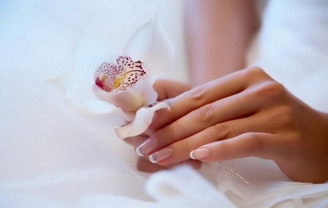 фото свадебного френча