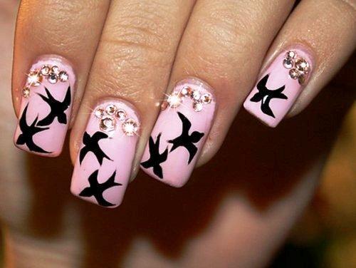 Декор для ногтей