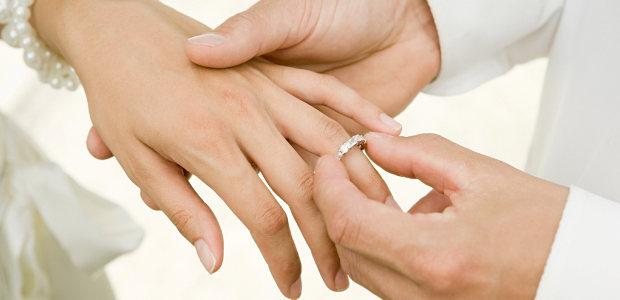 свадебный маникюр: фото для невесты