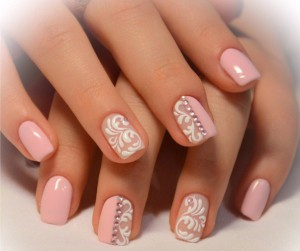 Варианты френча на ногтях