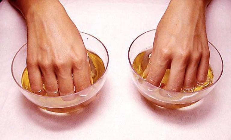 Полечить ногти в домашних условиях 533