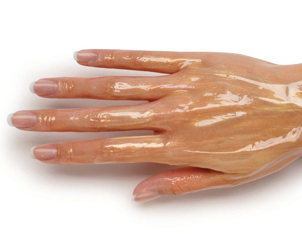 маски для роста ногтей в домашних