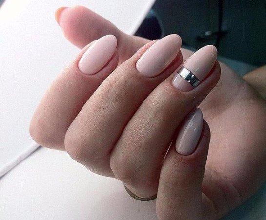 Как выглядит идеальная форма ногтей