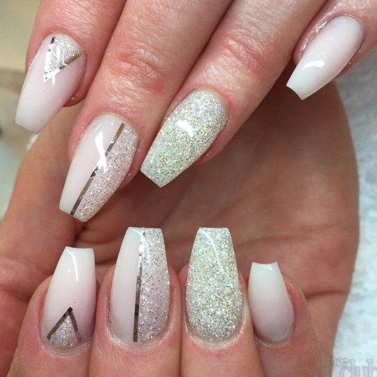Круглые Ногти Дизайн Фото