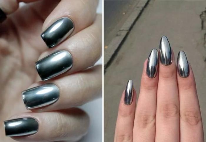 2018 модные тенденции фото ногти