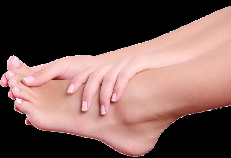 помощь ногам с почерневшим ногтем